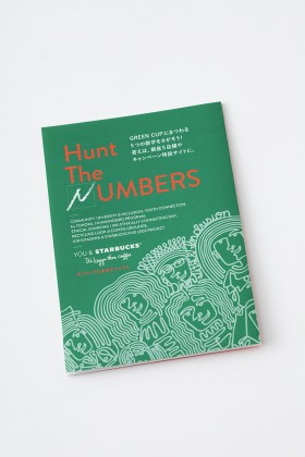 Hunt The NUMBERS