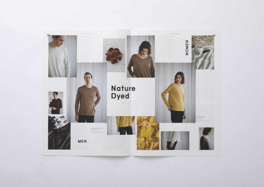 Nature Dyed Look Book for ICEBREAKER Other Image