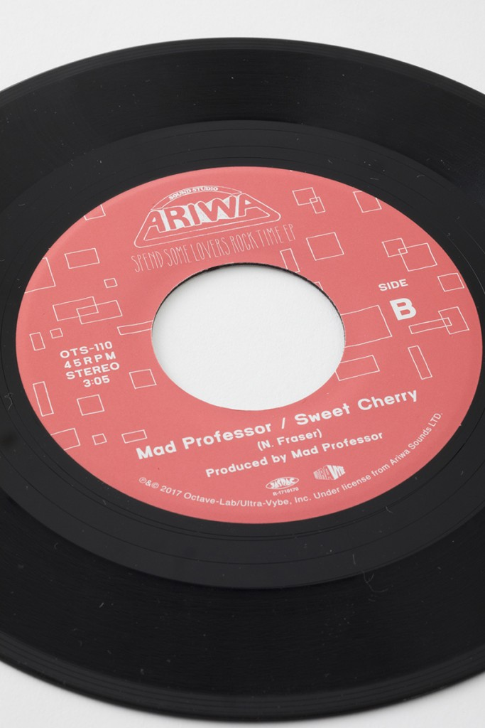 ARIWA 7INCH LABEL Other Image