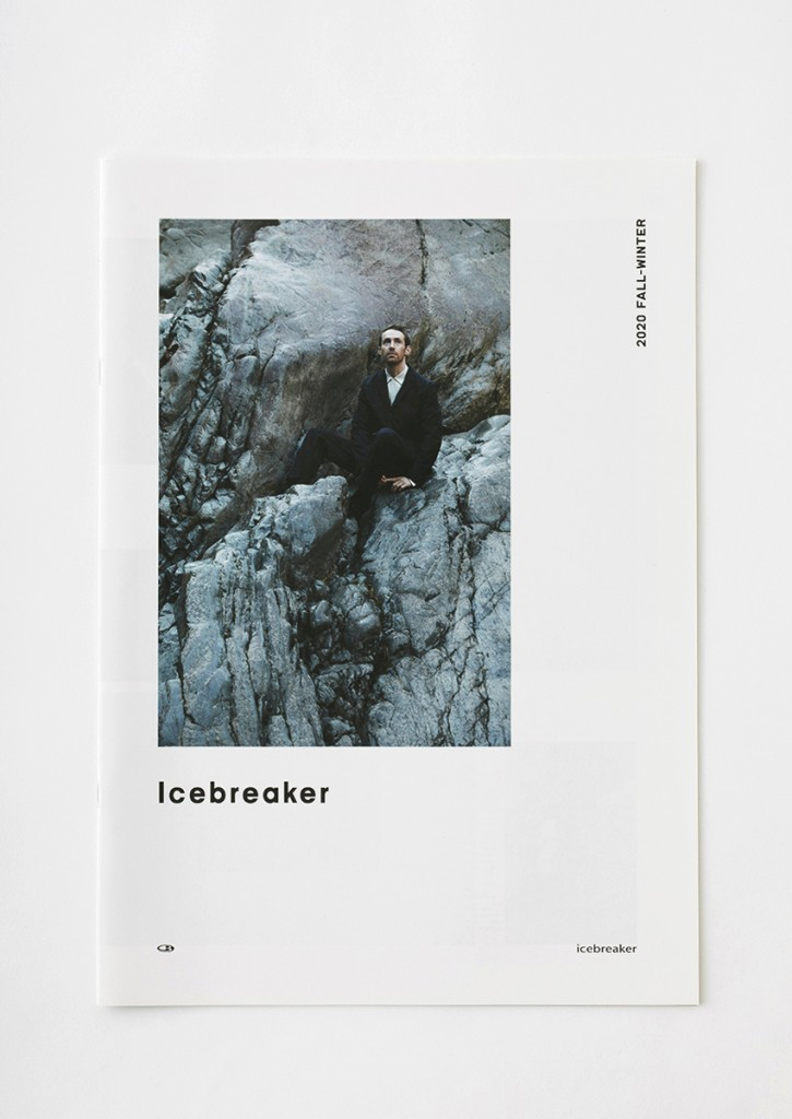 LOOK BOOK for ICEBREAKER