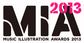 MUSIC ILLUSTRATION AWARDS 2013 に参加します。